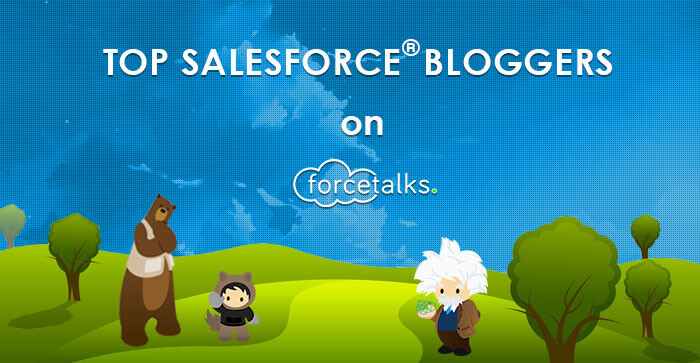 Top Salesforce Bloggers 2017