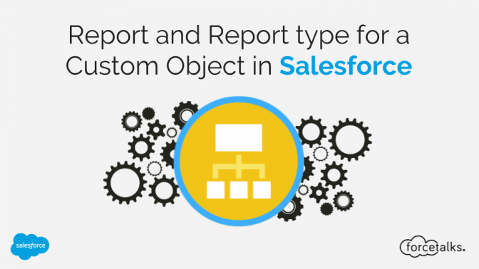 Report and Report type for a Custom Object in Salesforce