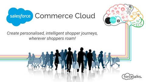Salesforce Product : Commerce Cloud