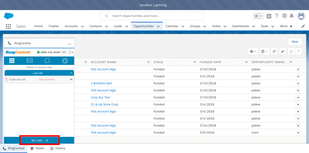 RingCentral 4