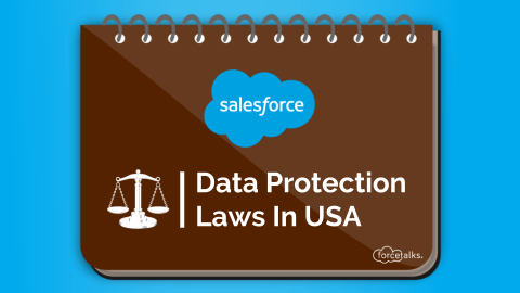 Salesforce: Data Protection Laws In USA