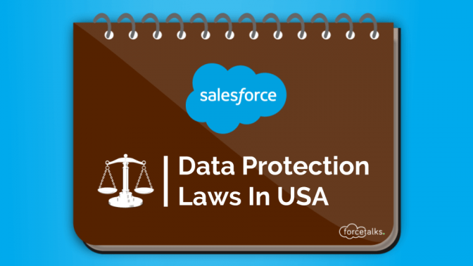 Salesforce Data Protection Laws In USA