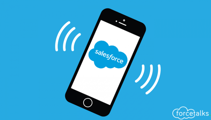 Calling from Salesforce