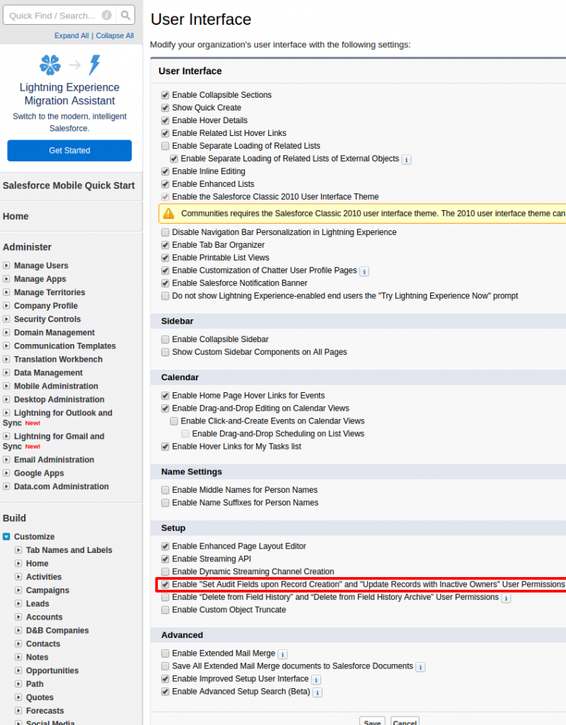 Salesforce | What is the use of Salesforce Audit Fields and