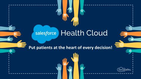 Salesforce Product : Health Cloud