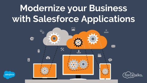 Modernize your Business with Salesforce hasten Applications