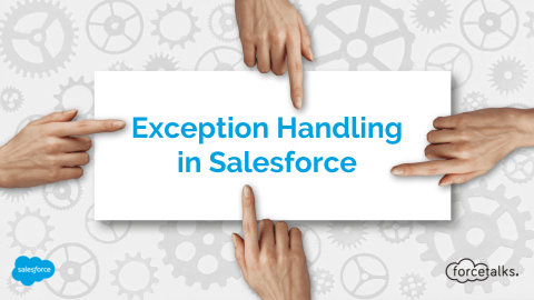 Exception Handling in Salesforce