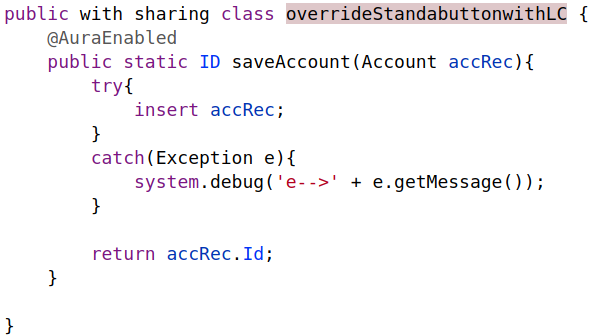 Salesforce | How to Override Standard Buttons With Lightning