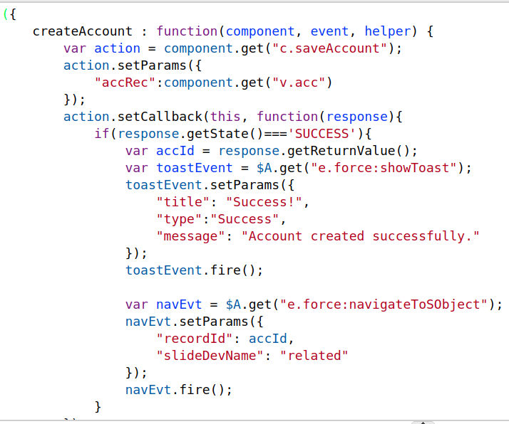 Salesforce   How to Override Standard Buttons With Lightning