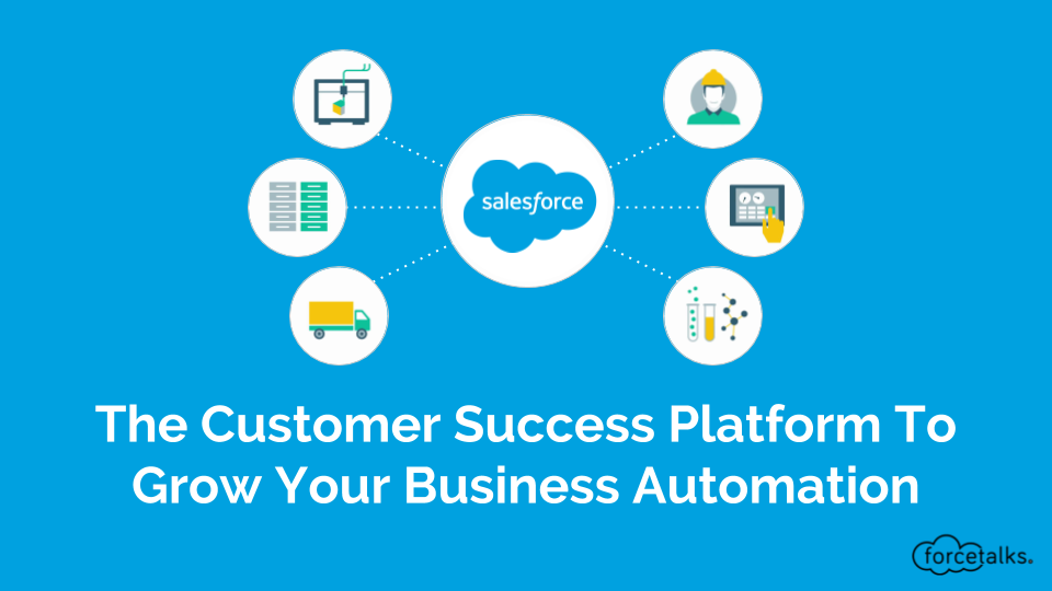 Salesforce - The Customer Success Platform To Grow Your Business Automation