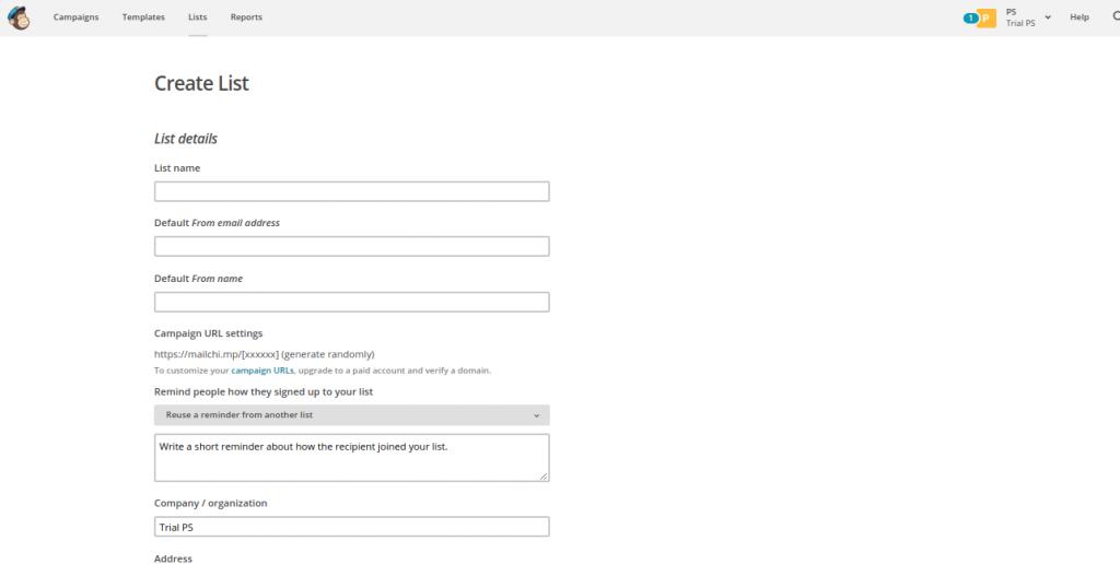 MailChimp4