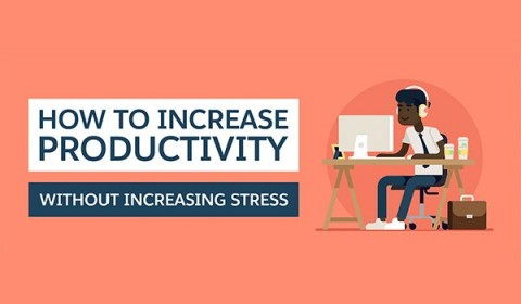 How to Increase Employee Productivity Without Increasing Stress?
