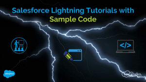 Salesforce Lightning Tutorials with Sample Code