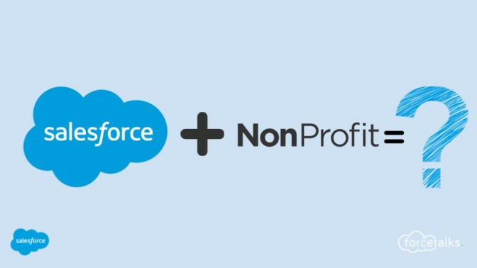 Salesforce For Non-Profit
