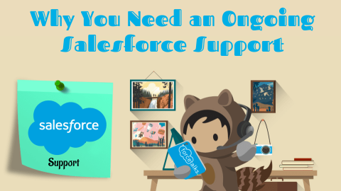 Why Do You Need an Ongoing Salesforce Support?
