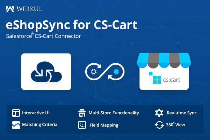 eShopSync For CS-Cart