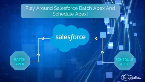 Play Around Salesforce Batch Apex And Schedule Apex