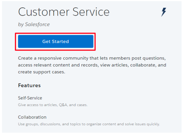 Salesforce | Steps to setup Communities in Salesforce