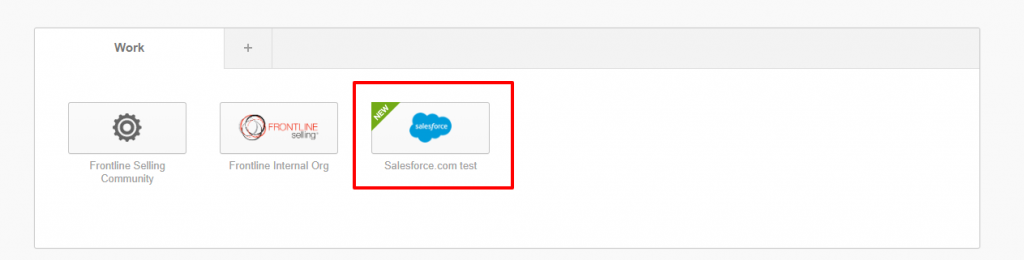 Salesforce | Setting SSO Between Salesforce and Okta's Salesforce