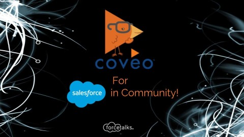 Coveo For Salesforce in Community