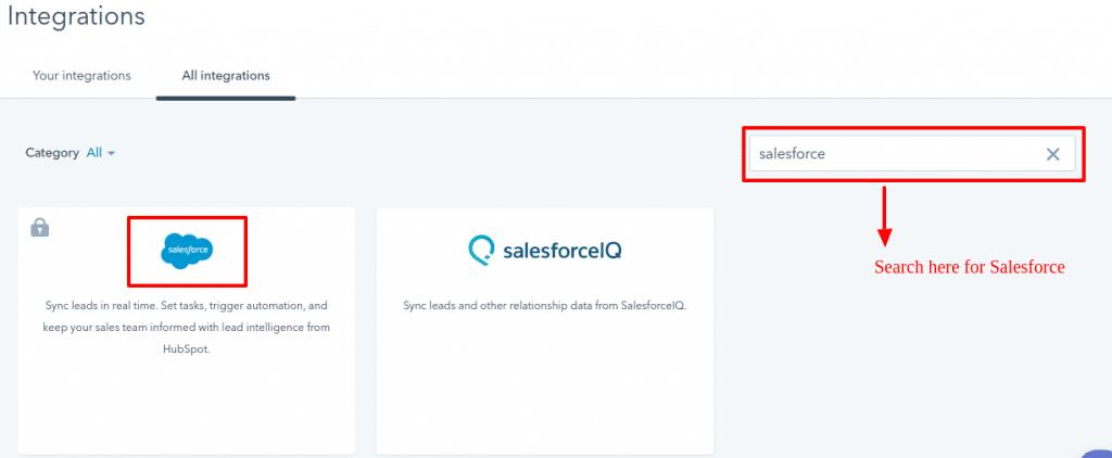 Salesforce | Salesforce – Hubspot Integration #1: Setup