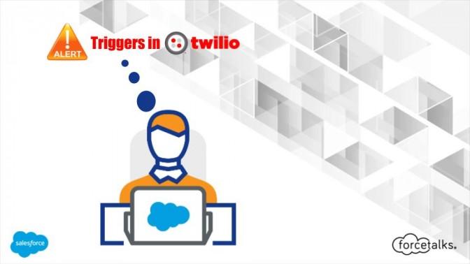 Alert Triggers in Twilio