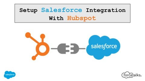 Salesforce – Hubspot Integration #1: Setup Salesforce Integration with Hubspot