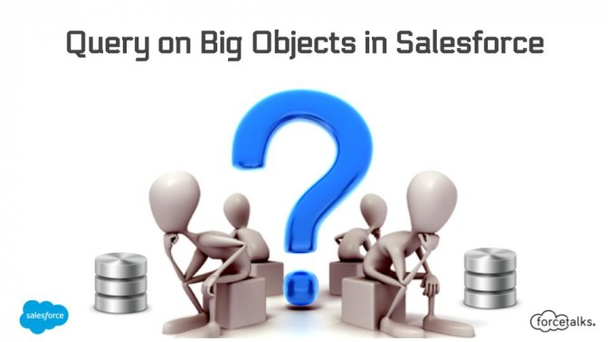 Query on Big Objects in Salesforce