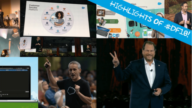 Highlights of Dreamforce 2018