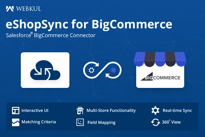 eShopSync For BigCommerce