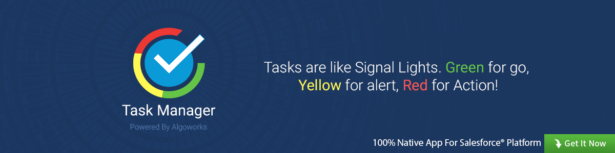 Task Manager by Algoworks
