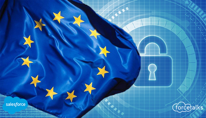 Salesforce : Data Protection Law In Europe