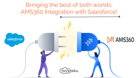 Bringing the best of both worlds – AMS 360 Integration with Salesforce
