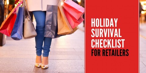 Salesforce Retail – Top 9 Holiday Survival Checklist