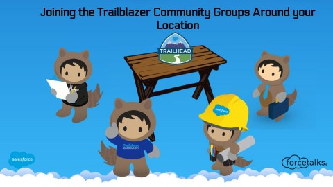Joining the #TrailblazerCommunity Groups Around your Location