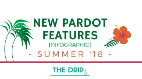 New Pardot Features: What was delivered in Summer '18