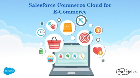 Salesforce Commerce Cloud for E-Commerce