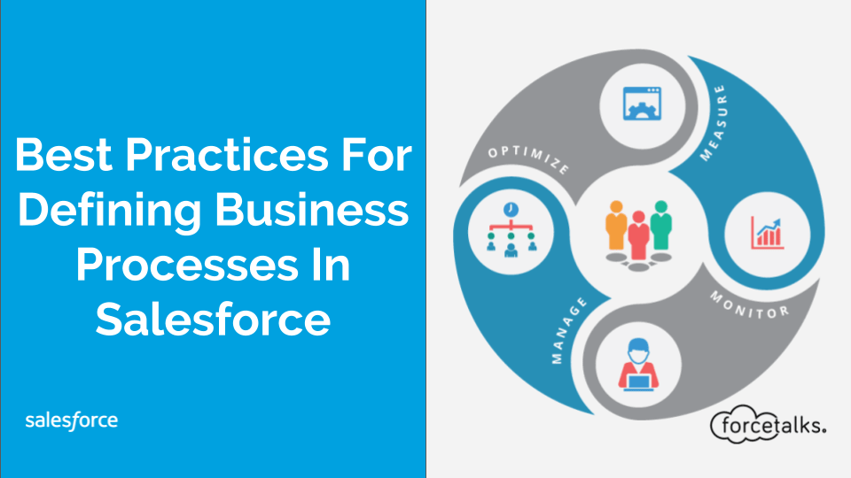 Best Practices For Defining Business Processes In Salesforce