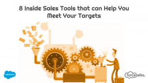 8 Inside Sales Tools that can Help You Meet Your Targets