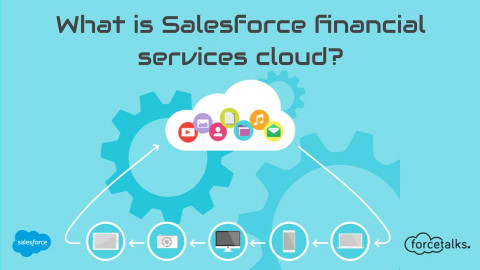 What is Salesforce financial services cloud?