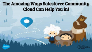 The Amazing ways Salesforce Community Cloud Can Help you in