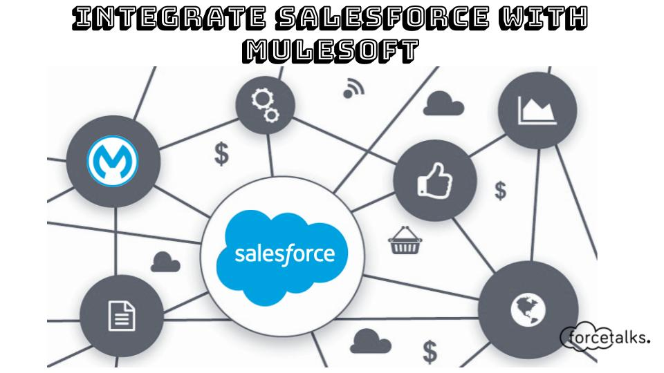 Integrate Salesforce with MuleSoft