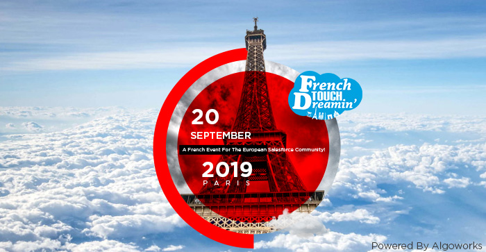 Algoworks All Set To Attend French Touch Dreamin' 2019!