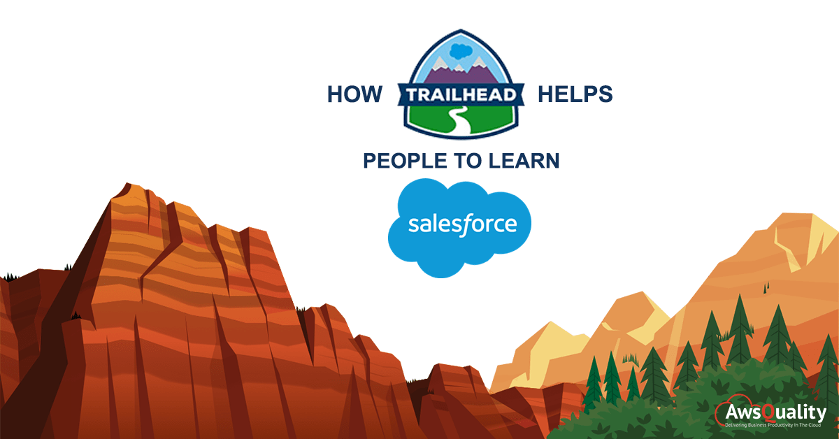 How Trailhead Helps People to Learn Salesforce?