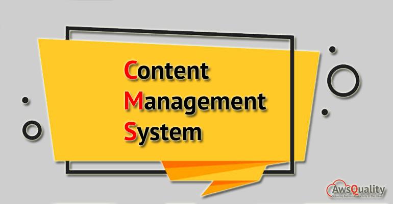 Salesforce declares a new Content Management System