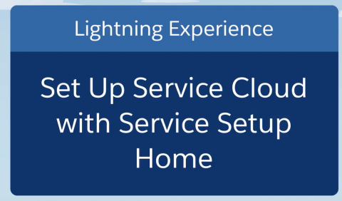 How to Install Service Setup in the Salesforce Service Cloud