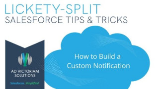Build Custom Notification