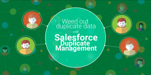 Salesforce Duplicate Management | The key to cut down the roots of duplicity