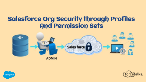 Salesforce Org Security through Profiles And Permission Sets