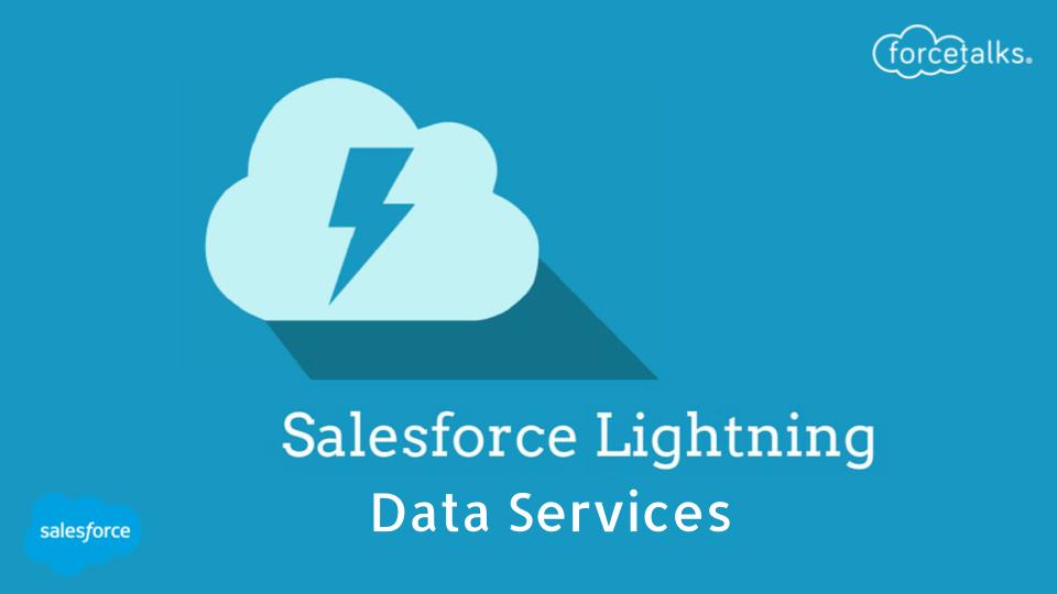 salesforce lightning data services